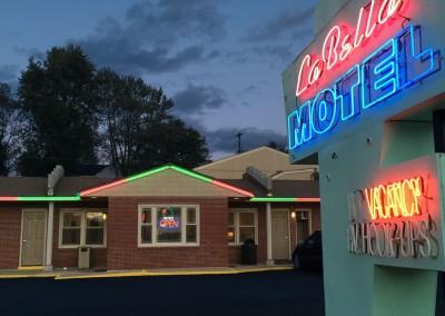 La Bella Motel | Carrollton, MO