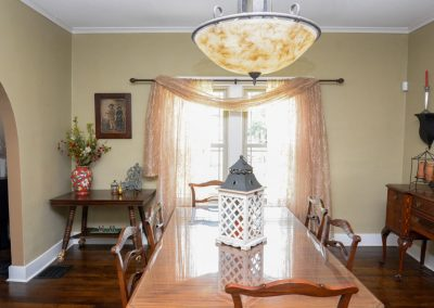 Dining Room | The Cottage at La Bella Casa