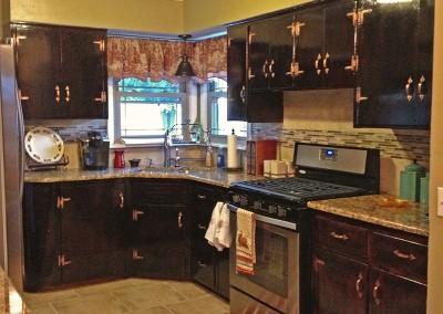 The Guest House at La Bella Casa | Kitchen | Carrollton, MO
