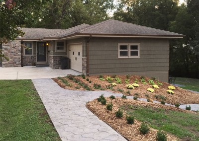 The Guest House at La Bella Casa | Landscaping | Carrollton, MO