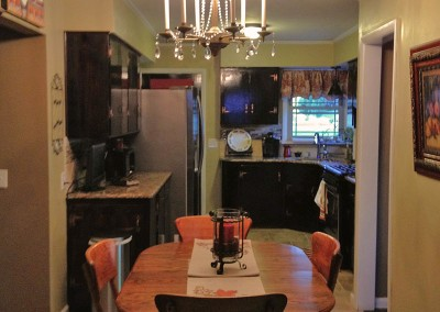 The Guest House at La Bella Casa | Dining Area | Carrollton, MO