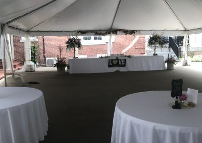 Tent | Outdoor Event