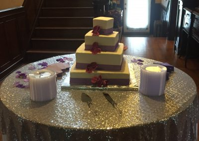 Cake Table | Indoor Event