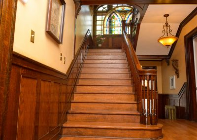 Grand Staircase | La Bella Casa